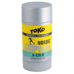 Мазь TOKO Nordic Grip Wax 25g X-Cold 5508754